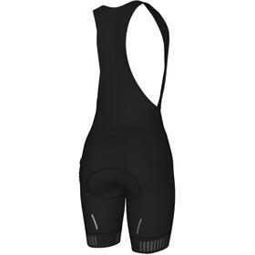 Alé Cycling Solid Traguardo Bib Shorts Dame black-fluo pink